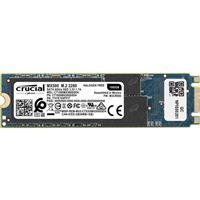 Crucial MX500 1TB SSD 3D TLC NAND SATA III 6Gb/s M.2 2280 Internal...