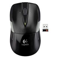 Logitech Wireless Mouse M525 Refurbished - Black