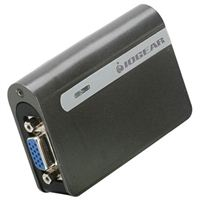 IOGear USB 2.0 External VGA Video Card - Refurbished