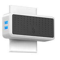 BlueFlame Four-Device Wall Charger
