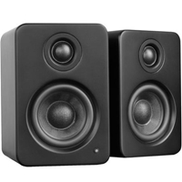 Kanto Living YU3 Powered Speakers - Matte Black
