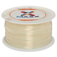 Leapfrog MAXX Pro 1.75mm No-Nonsense Natural PLA 3D Printer Filament - 0.75kg (1.6 lbs)