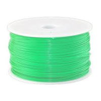 Leapfrog MAXX Essentials 1.75mm Frogging Green ABS 3D Printer Filament - 1kg (2.2 lbs)