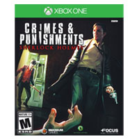 Maximum Games Sherlock Holmes: Crimes & Punishments (PC)