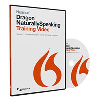 Nuance Dragon NaturallySpeaking 13 Training Video: Fundamentals for Home and Small Business