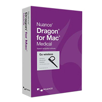 Nuance Dragon for Mac Medical V5