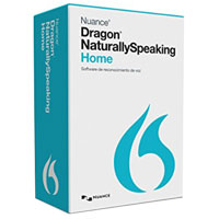 Nuance Dragon NaturallySpeaking Home v13 - Spanish