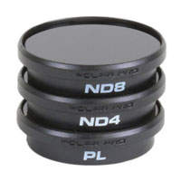 PolarPro Phantom Standard Filters - Black
