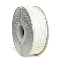 Leapfrog 3mm White PLA 3D Printer Filament - 1kg Spool (2.2 lbs)