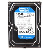 "WD Caviar Blue 320GB 7200RPM SATA III 6Gb/s 3.5"" Internal Hard Drive Refurbished"