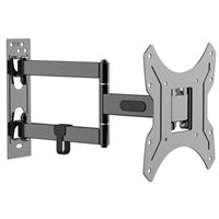 "Inland PSW731S Full Motion Wall Mount for TVs 14"" - 42"""