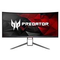 "Acer Predator X34 Pbmiphzx 34"" UW-QHD 120Hz HDMI DP G-SYNC Curved Gaming LED Monitor"