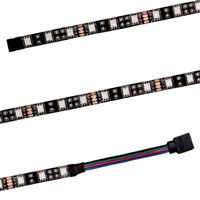 Kingwin RGB Magnetic LED Flexible Strip w/ Adhesive Option