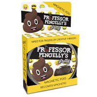 Toysmith Professor Pengelly's Magnetic Poo Putty