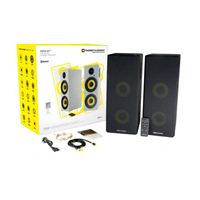 Thonet & Vander Hoch Bluetooth 2.0 Channel Wooden Speakers