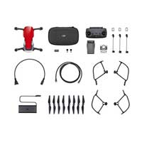 DJI Mavic Air Fly More Combo - Red