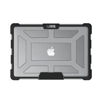 Urban Armor Gear GEAR UAG MacBook Pro 15-inch with Touch Bar (4th Gen, 2016-2019) Feather-Light Rugged [Ice] Military Drop Tested Laptop Case