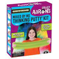 Crazy Aaron Mixed By Me Thinking Putty Kit