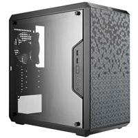 Cooler Master MasterBox Q300L mATX Mini Tower Computer Case - Black