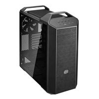Cooler Master MasterCase MC500 Tempered Glass eATX Mid-Tower Computer Case - Black