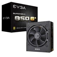 EVGA SuperNOVA 850 G+ 80 Plus Gold 850W ATX Fully Modular Power Supply