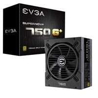 EVGA SuperNOVA 750 G+ 750 Watt 80 Plus Gold Fully Modular Power Supply