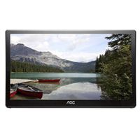 AOC i1659fwux Full HD 60Hz USB 3.0 Portable LED Monitor