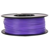 Inland 1.75mm Purple PETG 3D Printer Filament - 1kg Spool (2.2 lbs)