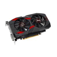 ASUS Cerberus GTX 1050Ti Overclocked Dual-Fan 4GB GDDR5 PCIe Video Card