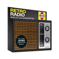 Haynes Publishing Retro Radio Kit