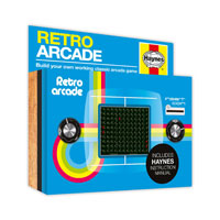 Haynes Publishing Retro Arcade Kit