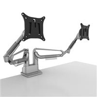 "Kanto DMS2000S Dual Desk Mount for Monitors 17""- 32"""