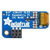 Adafruit Industries PiOLED - 128x32 - Micro Center