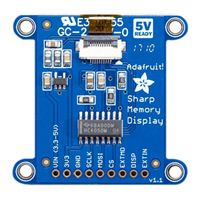 "Adafruit Industries 1.3"" Sharp Memory Display Breakout"