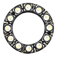 Adafruit Industries NeoPixel Ring 12 x 5050 RGBW LEDs - Natural White