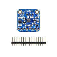 Adafruit Industries LIS3DH Triple-Axis - Micro Center
