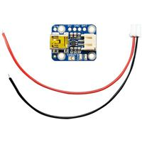 Adafruit Industries Mini Lipo w/Mini-B USB Jack Charger
