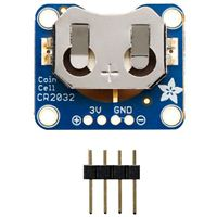Adafruit Industries 20mm CR2032 Coin Cell Breakout Board