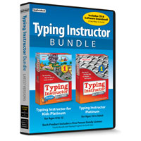 Individual Software Typing Instructor Bundle