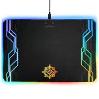 Accessory Power ENHANCE Large RGB Gaming Hard Mouse Pad
