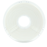 Polymaker PolySmooth 1.75mm White PVB 3D Printer Filament - 0.75kg Spool (1.6 lbs)