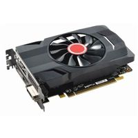 XFX Radeon RX 560 Single-Fan 4GB GDDR5 PCIe Video Card