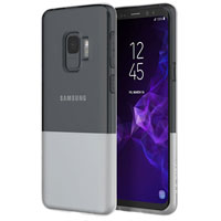 Incipio Technologies NGP Samsung Galaxy S9 Case with Translucent, Shock-Absorbing Polymer Material for Samsung Galaxy S9 (2018) - Clear