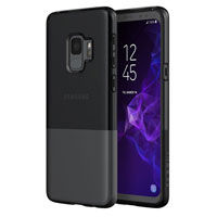 Incipio Technologies NGP Samsung Galaxy S9 Case with Translucent, Shock-Absorbing Polymer Material for Samsung Galaxy S9 (2018) - Smoke