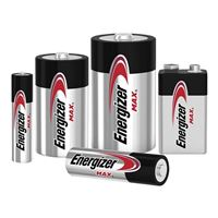 Energizer Max AA Alkaline Battery - 8 Pack