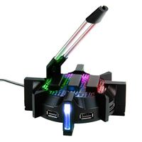 Accessory Power ENHANCE Pro Gaming Mouse Bungee & 4-Port USB Hub