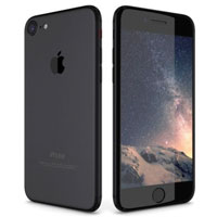 Apple iPhone 7 Unlocked 4G LTE - Matte Black (Refurbished) Smartphone