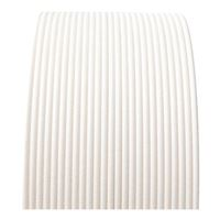 Proto-Pasta 1.75mm White Matte Fiber HTPLA 3D Printer Filament - 0.5kg Spool (1.1 lbs)