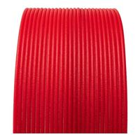 Proto-Pasta 1.75mm Red Matte Fiber HTPLA 3D Printer Filament - 0.5kg Spool (1.1 lbs)