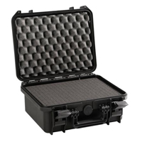 Velleman Waterproof Hard Case - Black